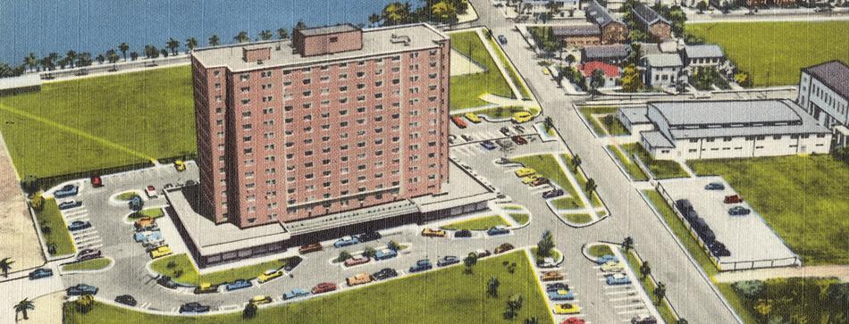 The Sergeant Jasper Apartments 1950